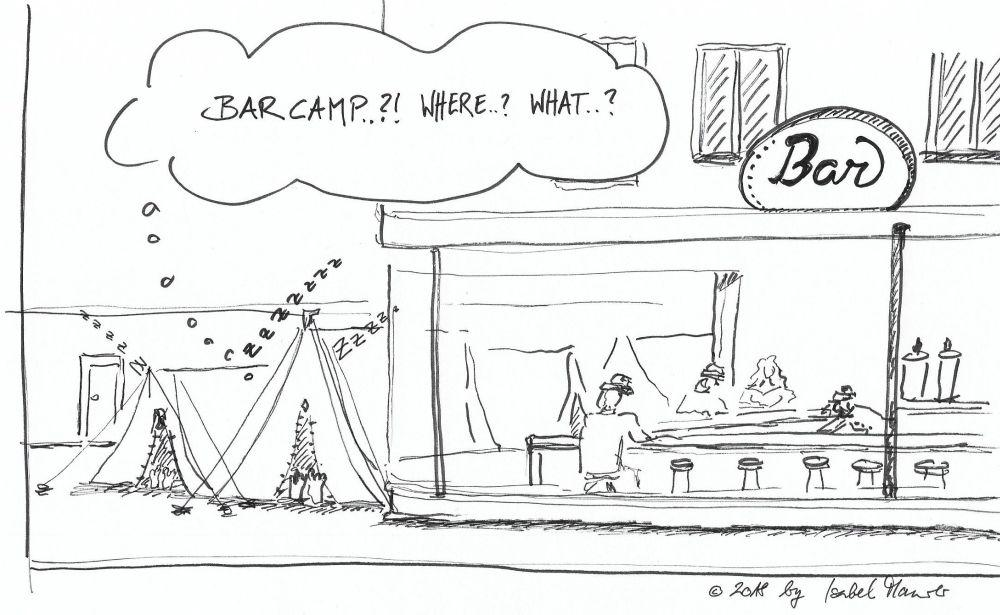 noch mehr Barcamps!